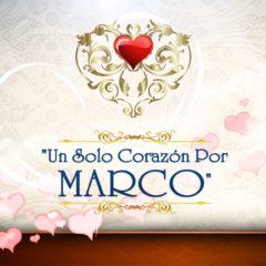 Un Solo Corazon por Marco
