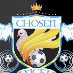 Chosen Angels  | Soccer Ministries Final Logo