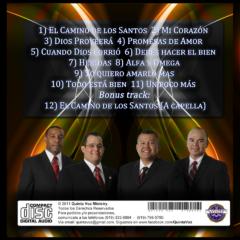 Quinta Voz's 1st CD – The Alternates